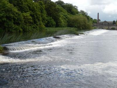 The River at Slade enroute to Cardonagh